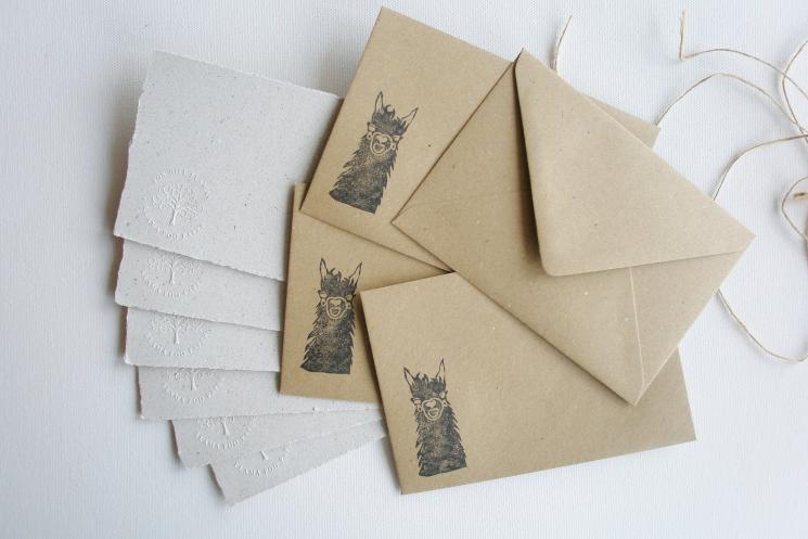 llama letters