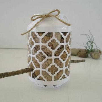 Bird Nester - Llama Fibre - Native Bird Nester - Gardener Gift - Outdoor Decor - Natural Nesting fiber - Birdwatcher Gift - Nature Gift