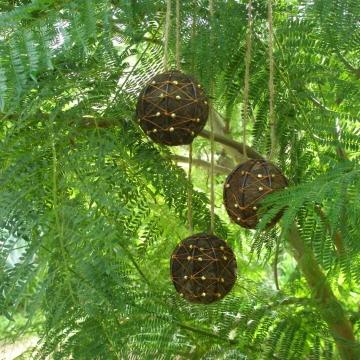Bird Nester, Llama Fibre Nester, Native Bird Nesting Ball, Gift Boxed, Gardeners Gift, Housewarming Gift, Eco Gift, Bird House, Organic Gift