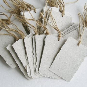 Llama Poo Paper Gift Tags