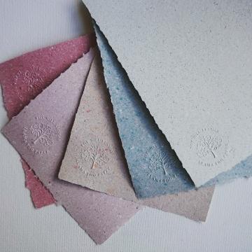 Llama Poo Paper - Embossed