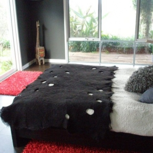 Wall, Floor and Bed
