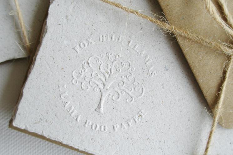 handmade letter paper