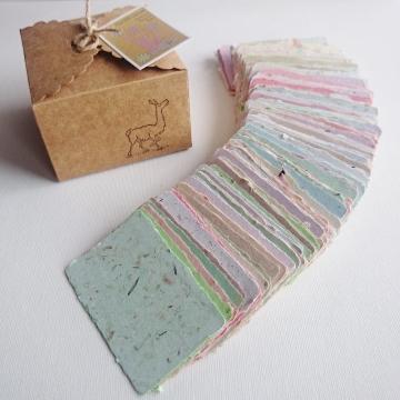 SAMPLE 20 Handmade Business Cards