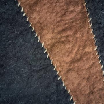 Alpaca Fiber - Floor Runner - Authentic Alpaca - Felt Rug - Floor Runner - Natural Fiber Rug - Floor Mat